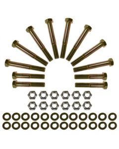 Synergy Manufacturing Lower Control Arm & Track Bar F911 Hardware Kit - 2007-2017 Jeep Wrangler JK