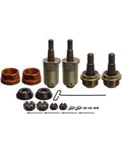 Rare Parts Oversize Ball Joint Kit - 2007-2017 Jeep Wrangler JK JKU