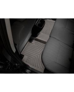 WeatherTech FloorLiner - 2nd Row - Cocoa - 2016-2020 Toyota Tacoma - Automatic 4-Door