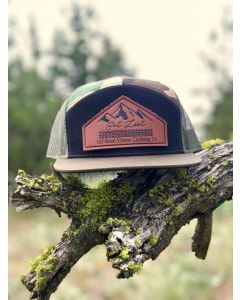 Off-Road Vixens Get Lost Camo Truck Hat