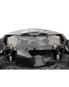 Moto Armor Tinted Rear Window - Can-Am Maverick X3