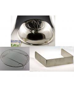 TemboTusk Skottle Accessory Grill Kit