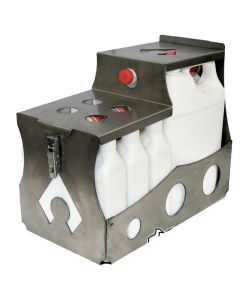 Artec Industries Racing Quart Crate 6 Qts Brake P/S - 2 Gallons