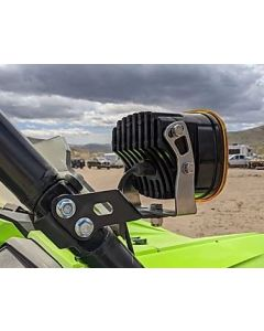 Bosman Designs Extended Lower A-Pillar Light Mounts 2019-2020 Honda Talon