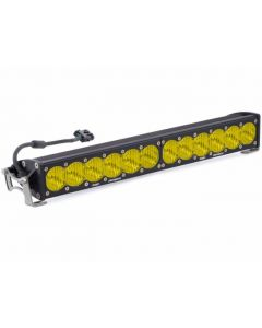 "Baja Designs OnX6 Amber 20"" Wide Driving LED Light Bar"
