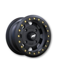 Battle Born Wheels Bootlegger UTV Beadlock - Black