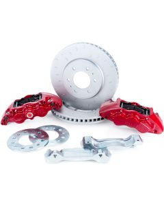 Alcon Brakes 6 Piston Brake Kit - Front - 2010-2020 Ford Raptor