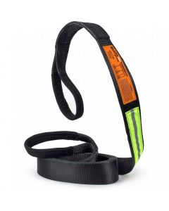 Bubba Rope Black OP Tow Strap - 20 feet