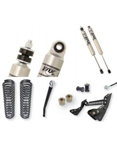 Carli 4.5in Commuter 2.0 Suspension System 05-07 6.0L Ford Powerstroke