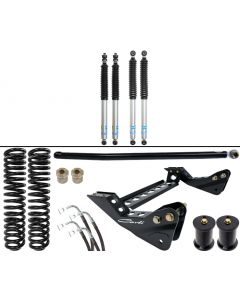 Carli 4.5in Starter Suspension System 05-07 6.0L Ford Powerstroke