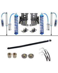 Carli Suspension 2.5in Leveling Coilover 2.5 System - 2005-2007 Ford 6.0L Powerstroke