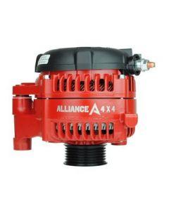Alliance 4X4 High Amperage RED Alternator 2012-2018 Jeep Wrangler 3.6L