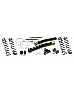 EVO Enforcer 4 inch Stage 1 Suspension System - 2007-2017 Jeep Wrangler JK