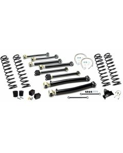 EVO Enforcer 4 inch Stage 3 Suspension System 2007-2018 Jeep Wrangler JK