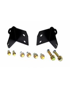 EVO Front Shock Relocation Bracket Kit - 2007-2018 Jeep Wrangler JK
