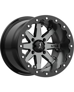 MSA Wheels M21 LOK