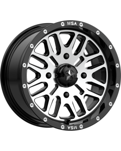 MSA Wheels M38 BRUTE