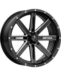 MSA Wheels M41 BOXER