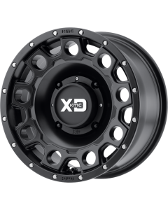 KMC Wheels - XS129 HOLESHOT