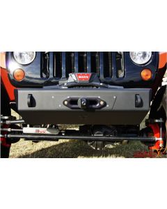 Nemesis Helix Front Bumper - 2007-2017 Jeep Wrangler JK/JKU