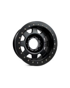 Battle Born Wheels Bootlegger Beadlock - 17in - Matte Black