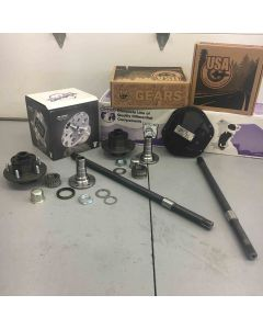 On The Rox 30 Spline Chromoly Rear Full Floater Kit - Mahindra Roxor