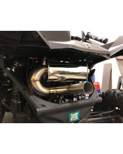 Treal Performance Quiet Trail Exhaust System
