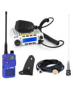 Rugged Radios 60W VHF Radio Starter Kit for Jeeps