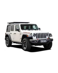 Front Runner Half Extreme Roof Rack Kit - 2018-2020 Jeep Wrangler JLU 4 Door
