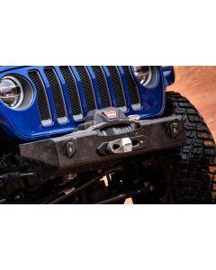 Nemesis Industries Helix Stubby Front Bumper 2018-2020 Jeep Wrangler JL | JT