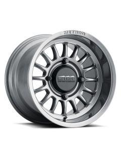 Method Race Wheels MR411 UTV - Gloss Titanium