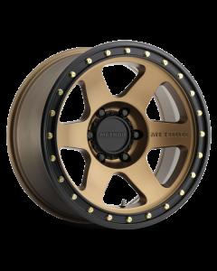 Method Race Wheels MR310 Con6 - Method Bronze/Black Street Loc