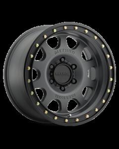 Method Race Wheels MR311 Vex - Titanium/Black Street Loc