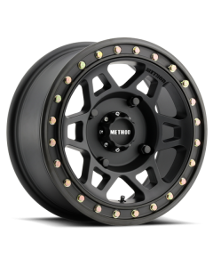 Method Race Wheels MR405 UTV Beadlock - 14in Wheel - Matte Black
