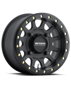 Method Race Wheels MR401 UTV Beadlock - 14in Wheel - Matte Black