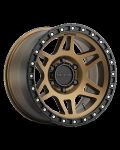 Method Race Wheels MR312 - Method Bronze/Black Street Loc
