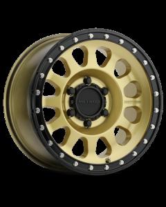 Method Race Wheels MR315 - Gold/Black Street Loc
