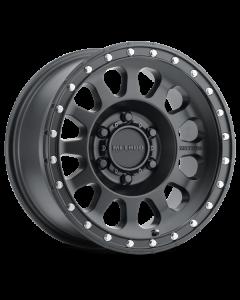 Method Race Wheels MR315 - Matte Black