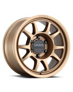 Method Race Wheels MR702 Trail - 17in Wheel - Method Bronze