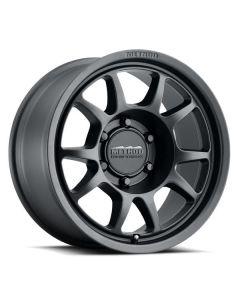 Method Race Wheels MR702 Trail - 17in Wheel - Matte Black