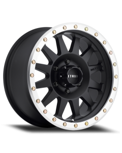 Method Race Wheels MR304 Double Standard - Machined Lip