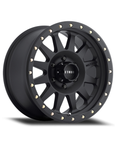Method Race Wheels MR304 Double Standard - Matte Black