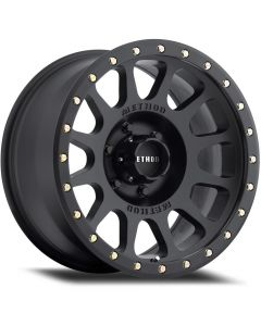 "Method Race Wheels 305 | NV 17"" Wheel | Matte Black"
