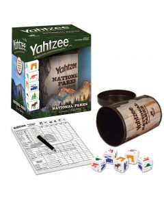 USAopoly Yahtzee - National Parks Edition