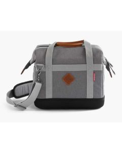 Barebones 16 Can Canvas Cooler - Gray