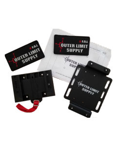 Outer Limit Supply Quick Release Mounting System