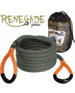 Bubba Rope Renegade Recovery Rope - Military Green