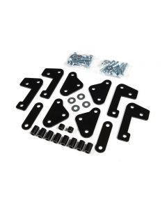 RT Pro Ranger 570/XP1000/XP900 2 Inch Lift Kit