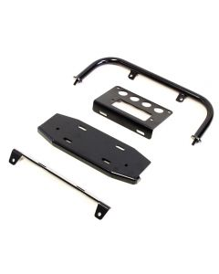 RT Pro RZR 900 Rear Bumper - Deluxe Winch Mount Kit