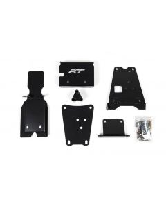 RT Pro Front Gusset Plate - 2017-2019 Can-Am Maverick X3